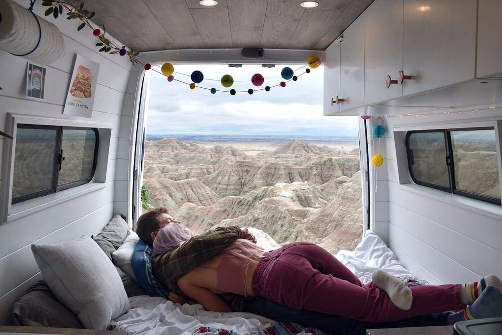 hit the road - vans