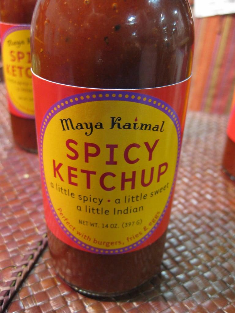 Maya Kaimal Spicy Ketchup