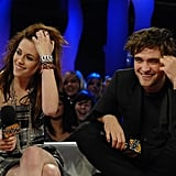During an interview with Live@MuchMusic in 2008, Robert Pattinson and Kristen Stewart fielded questions about their relationship.