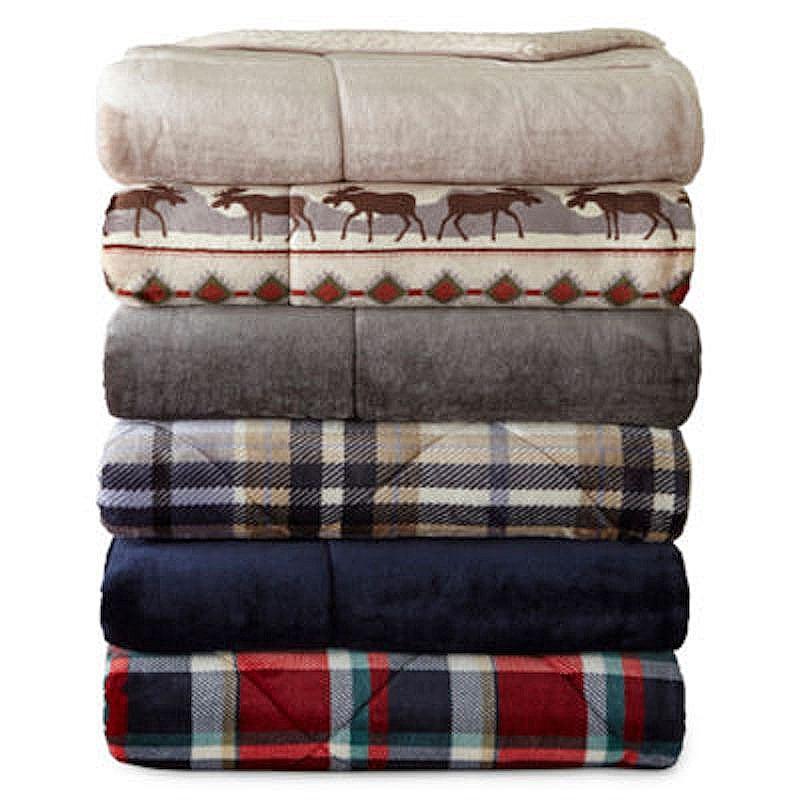 A Toasty Throw Blanket