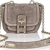 Tila March Manon Mini Suede Bag ($525)