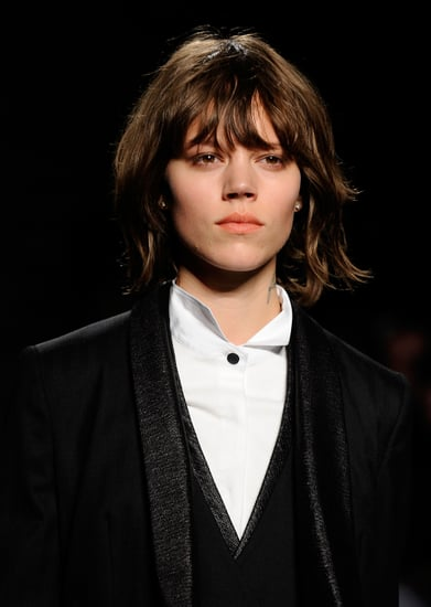 Freja Beha Erichsen Debuts Bangs; Iris Strubegger Avoids Vogue Paris Cover Affirmation