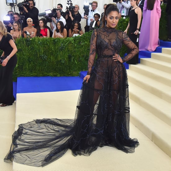 La La Anthony Met Gala Dress 2017
