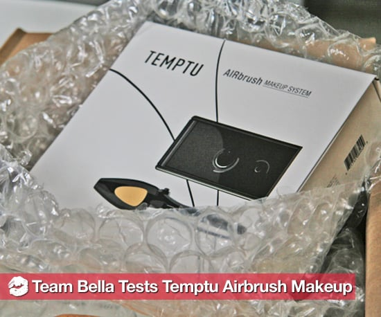 Temptu Airbrush Foundation Pictures and Review