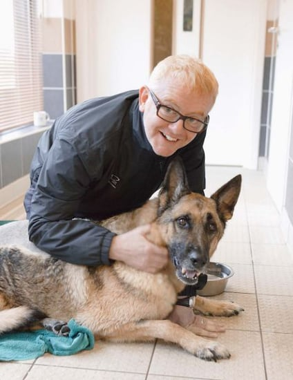 Injured Dog Gets Bionic Spine in Pioneering Procedure!