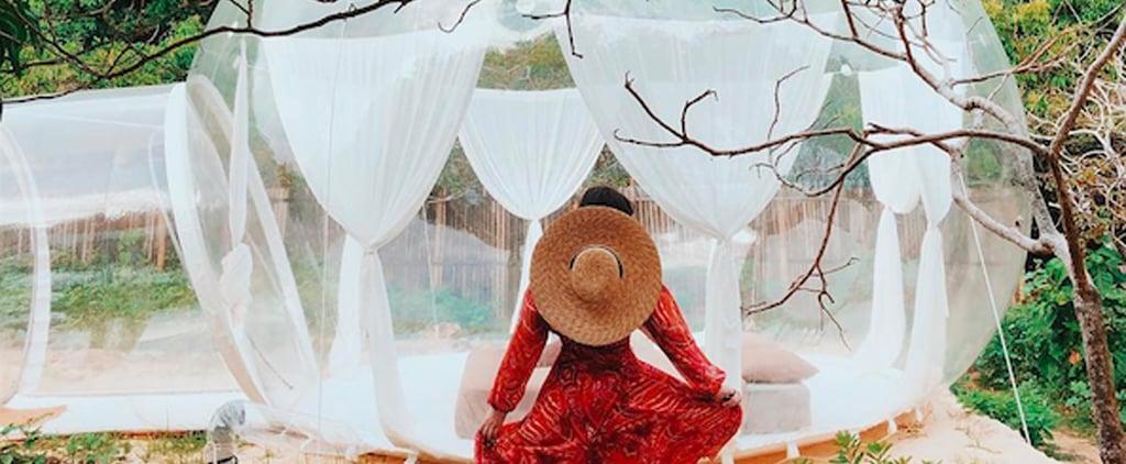 Bubble Hotel in Bali
