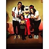 Cory, Tia, and Cree