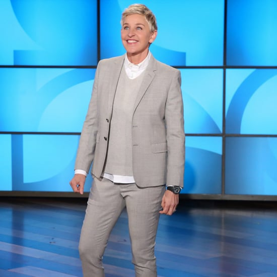 Ellen DeGeneres Talks Oscar Nominations Video January 2017