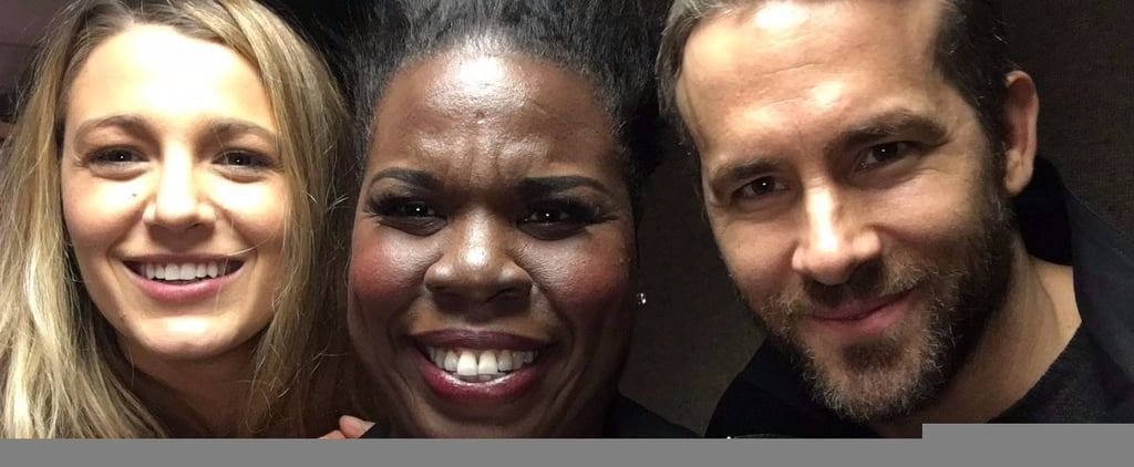 37 Times Leslie Jones Lost Her Sh*t While Meeting Her Celebrity Idols