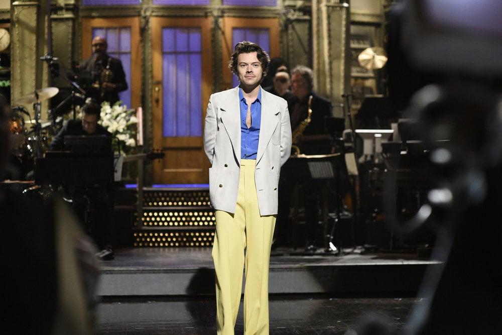 Harry Styles in November 2019