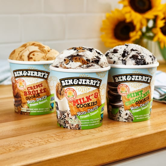 Ben & Jerry's Nondairy Flavors Made With Sunflower Butter