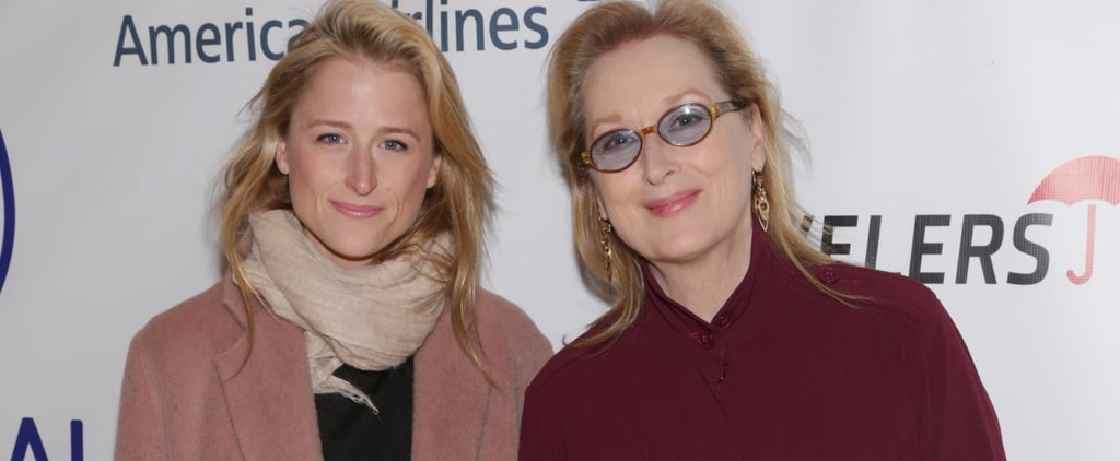 Mamie Gummer Pregnant With First Child