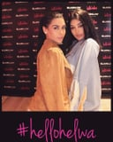 Blink and You ll Mistake These Dubai Bloggers For Kim Kardashian and Kylie Jenner