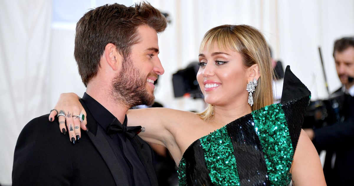 Miley Cyrus Reflects on Her Marriage to Liam Hemsworth, and It's Utter... image