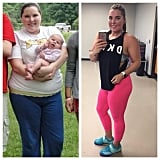 Sarah Dropped 110 Pounds and Became a Personal Trainer