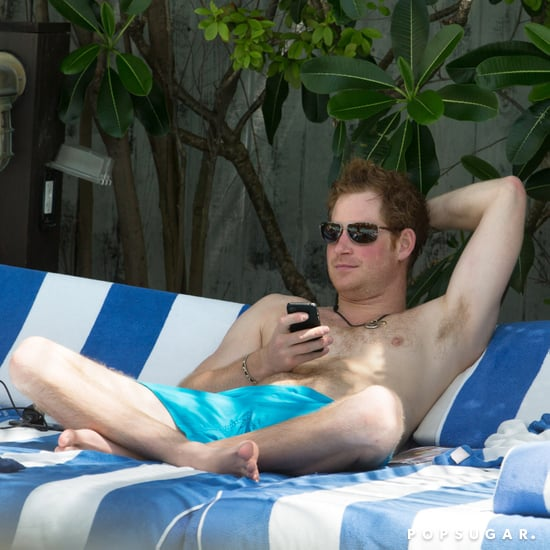 Prince Harry in Miami