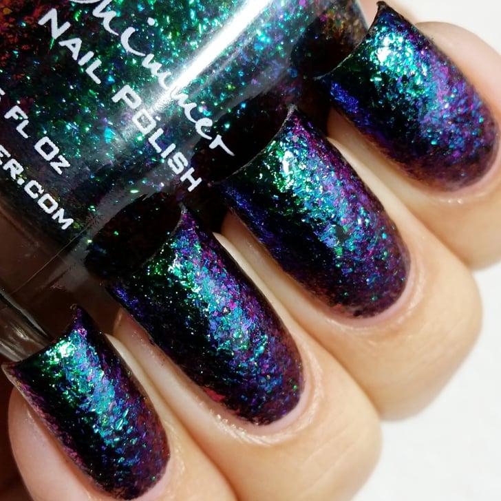 Summer 2015 Nail Colours: KBShimmer The Flakes Nail Polish Swatches