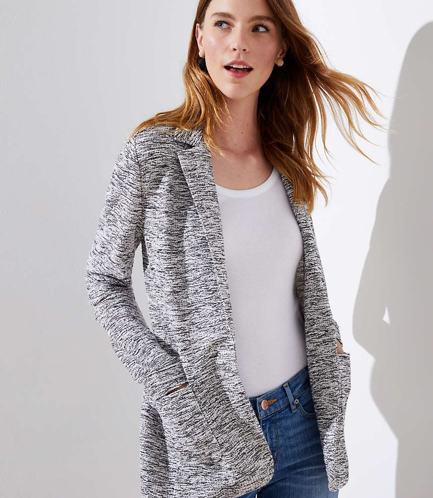 12 Lightweight Jackets That Are Perfect for Fall — All From Loft