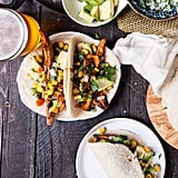 Crispy Sweet Potato Tacos