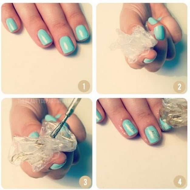 Turquoise Tricks Nail Art Tips And Tricks Popsugar Beauty