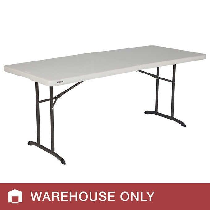 Folding Table, 6 Feet