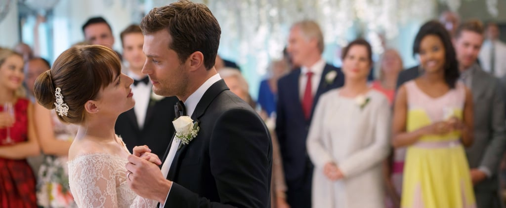 Fifty Shades Freed Wedding Scene Video