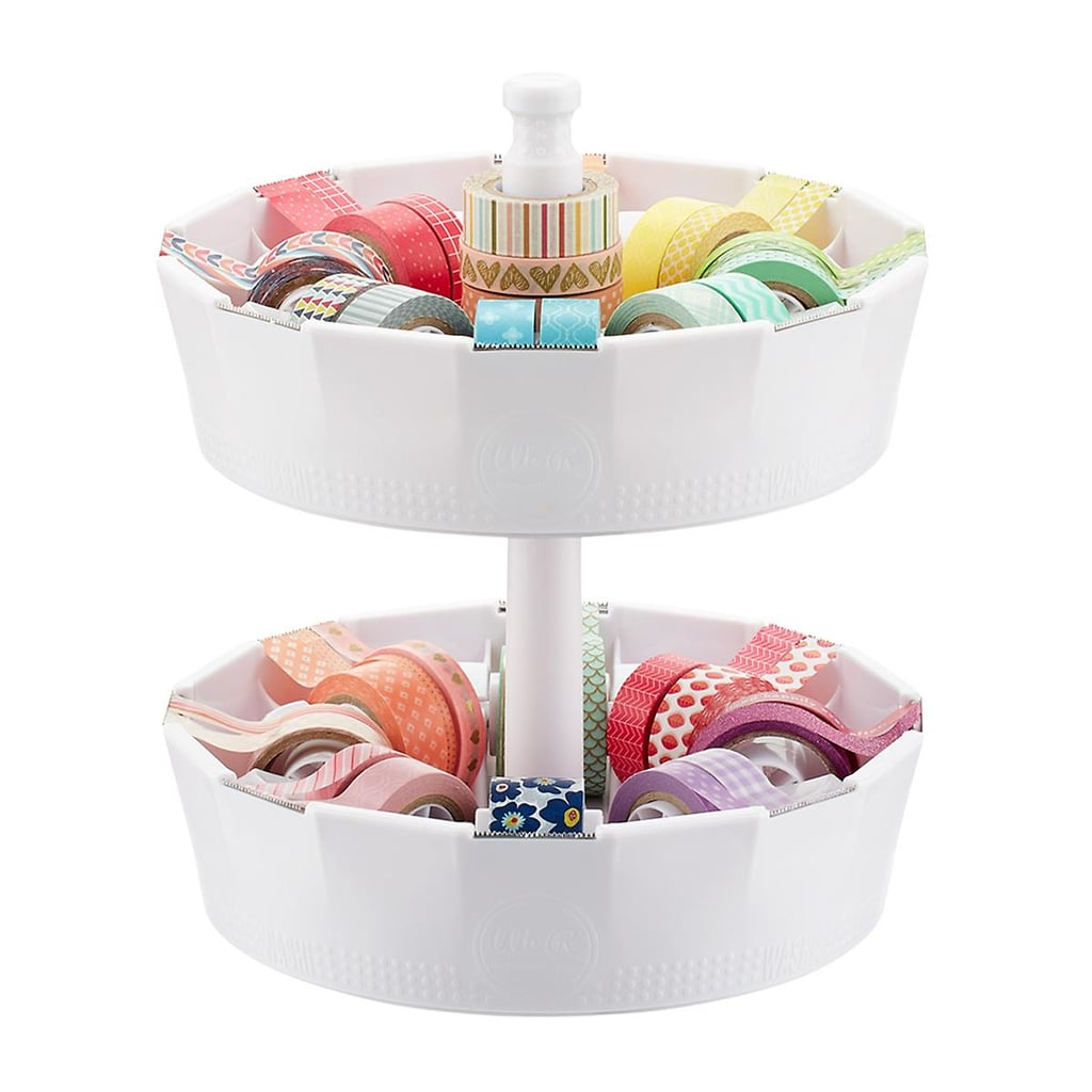 Stackable Washi Tape Dispenser and Post