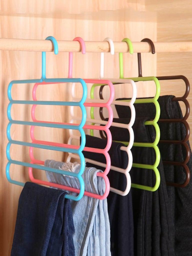 Random Color Multi Layer Pants Hanger