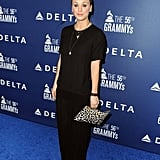 Kaley Cuoco at Delta's Grammy Weekend Reception