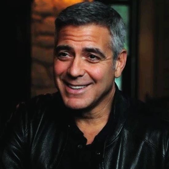 George Clooney Hollywood Reporter Interview (Video)