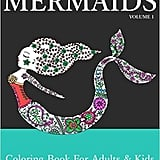Mermaids Coloring Book