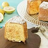 Angel Food Guava Cake