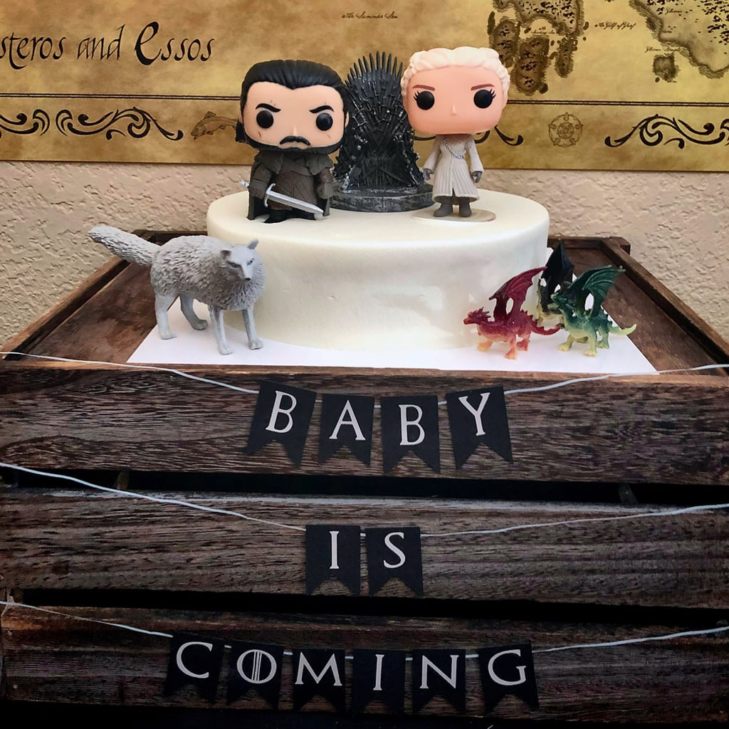 Game of Thrones Gender Reveal Party
