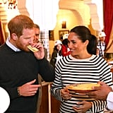 Prince Harry's Birthday Message For Meghan Markle 2019