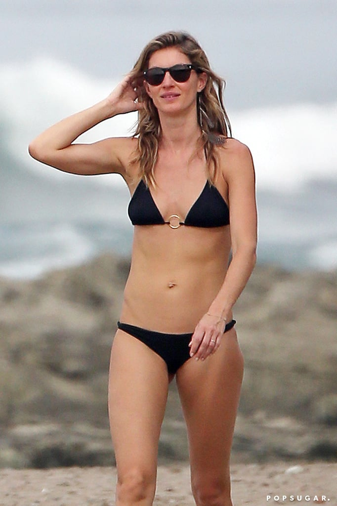 Gisele Bündchen made an envy inducing getaway with her family in March 2015.