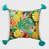 Tassel Outdoor Pillow