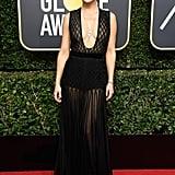 Kate Hudson Golden Globes Dress 2018