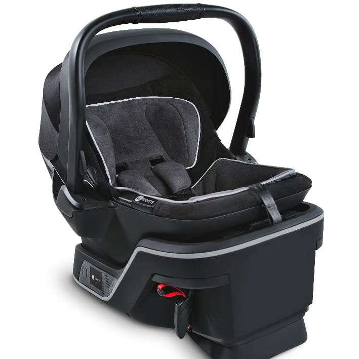 4Moms Self-Installing Car Seat Announcet | POPSUGAR Moms
