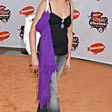 Nothing overt, but even in denim at the Kids' Choice Awards in '05, Cameron's undeniably sexy-cool.
