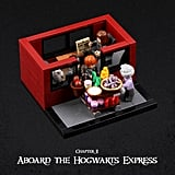 Chapter 11: Aboard the Hogwarts Express