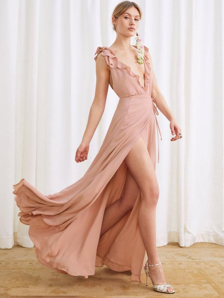 Pink Wedding Dresses | POPSUGAR Fashion