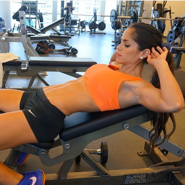 Michelle Lewin Fitness Photos