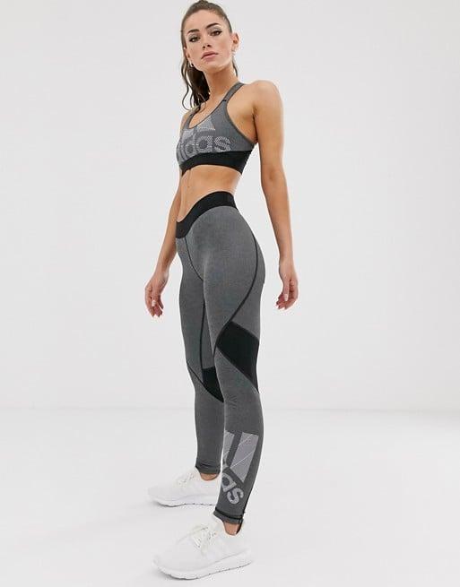 Adidas Training Logo Leggings