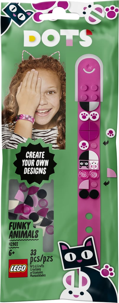 Lego Dots Funky Animals Bracelet Kit