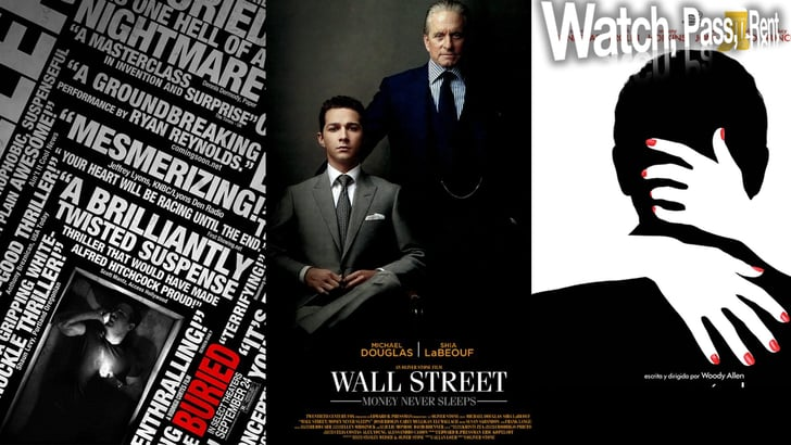 review of movie wall street