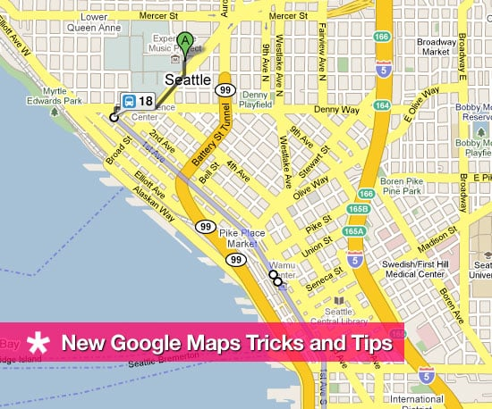 Useful Google Maps Tips, Tricks and Suggestions
