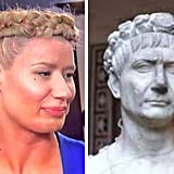 Does this Greek statue look like Iggy or not?