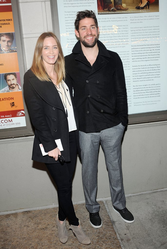 Emily blunt due date in Australia