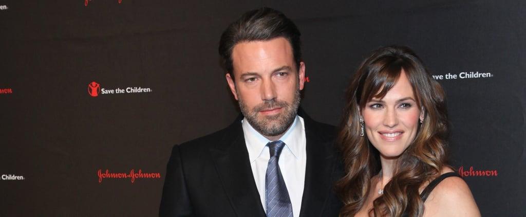 Are Jennifer Garner and Ben Affleck Divorced?