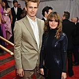 Hayden Christensen and Rachel Bilson — 2008